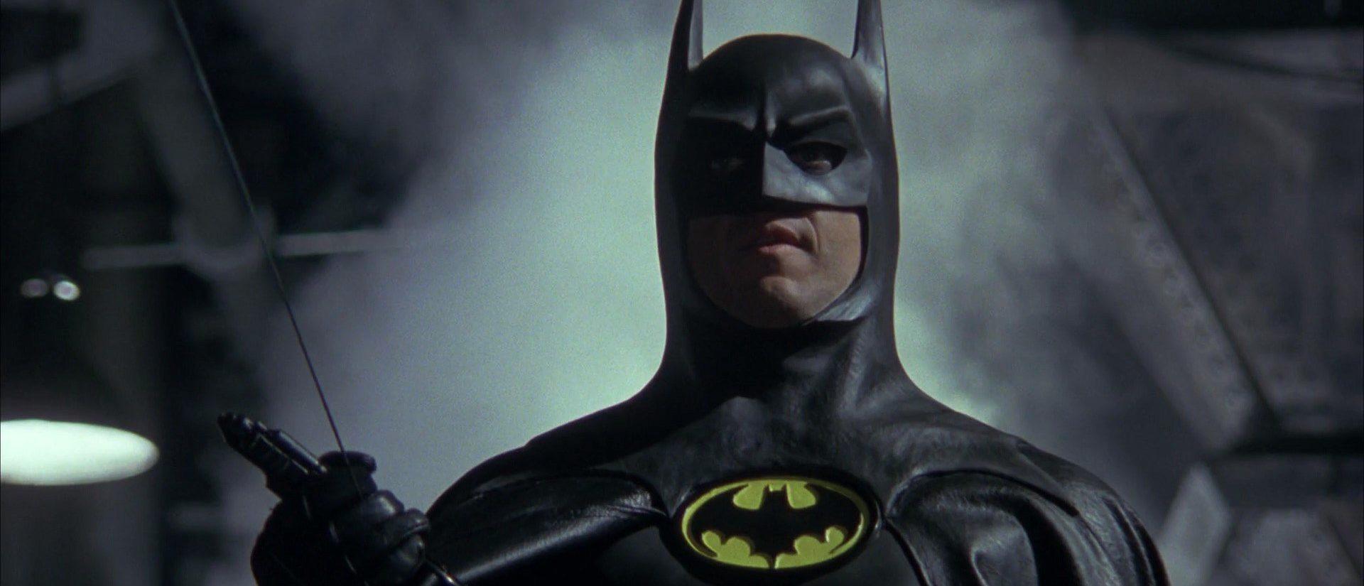 The Flash Wayne Manor Set Photos Tease Michael Keaton's Return to the Gotham of Batman '89