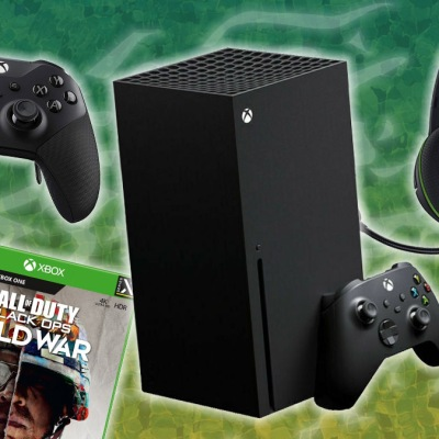 Xbox Series X Holiday Gift Guide