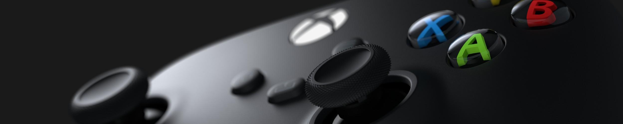 Xbox Series X Hero Banner