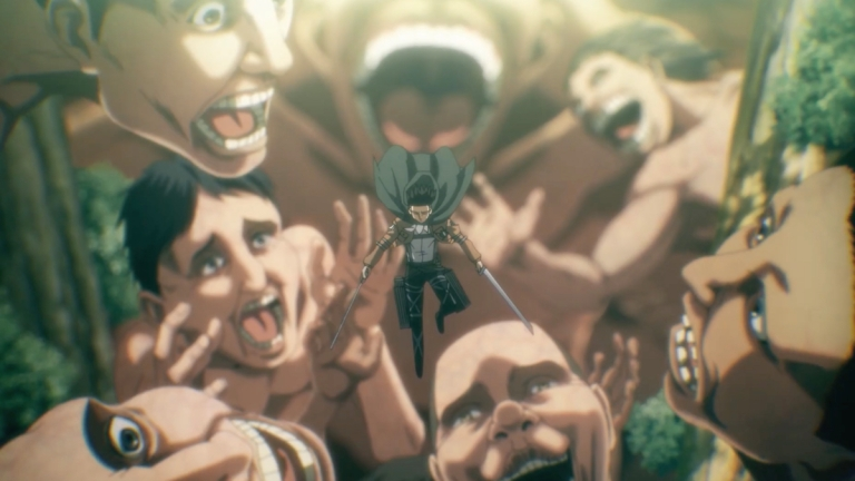 Attack on Titan Essential Moments