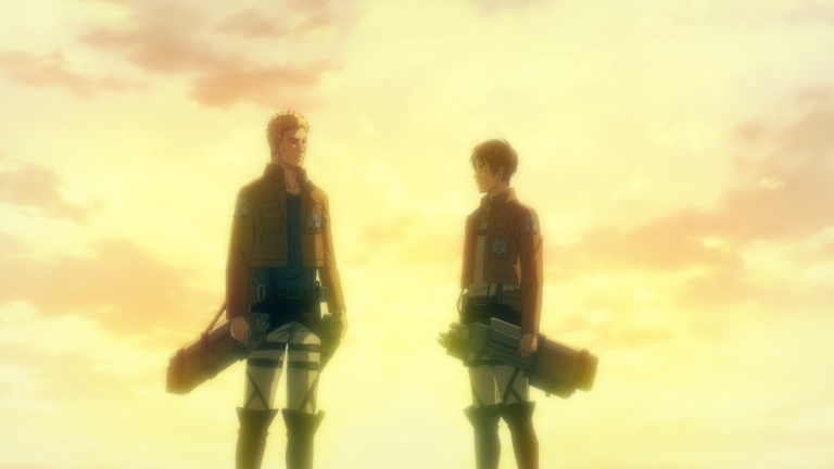 Attack on Titan Season 4 Episode 3 The Door of Hope