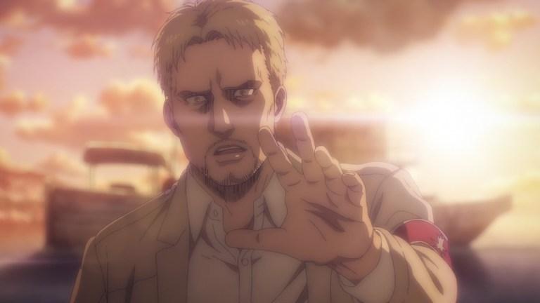 Attack on Titan Season 4 Episode 2 Midnight Train