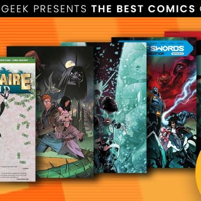 Best Comics of 2020