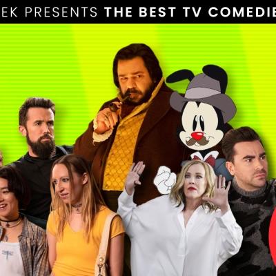 Best TV Comedies of 2020