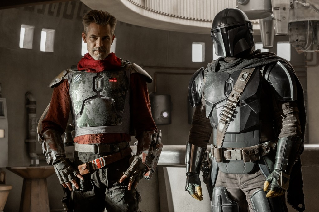 The Best TV Shows of 2020 - The Mandalorian