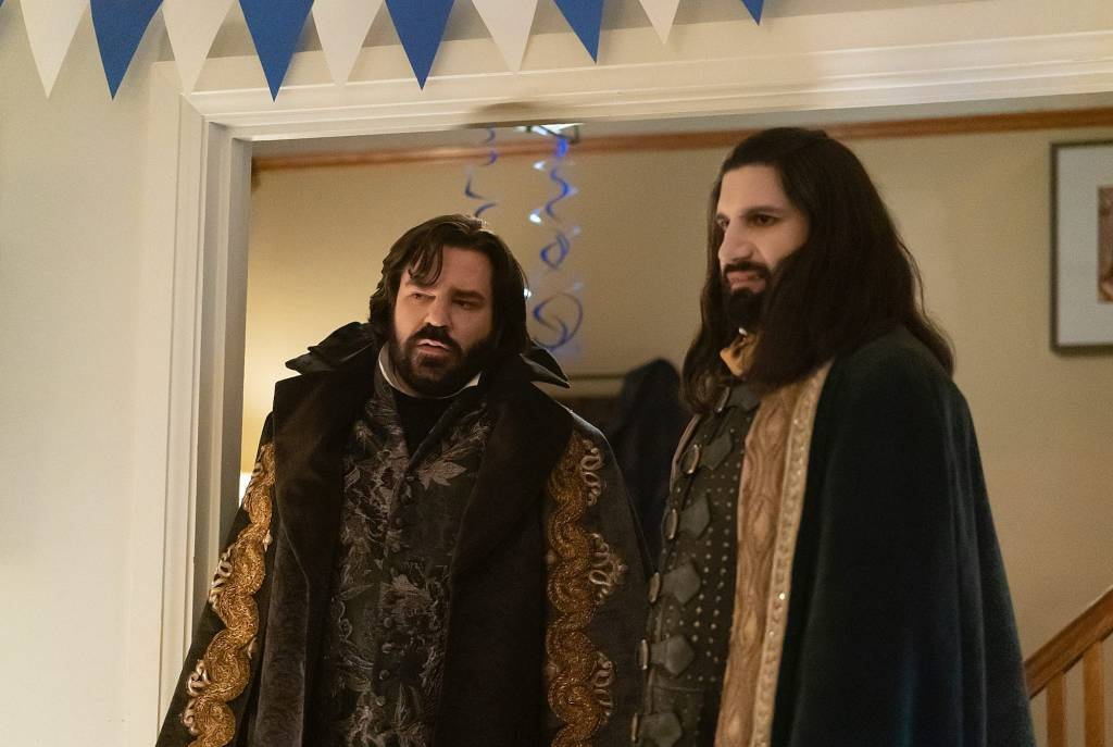 The Best TV Shows of 2020 - What We Do in the Shadows