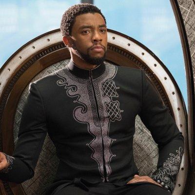 Chadwick Boseman T'Challa