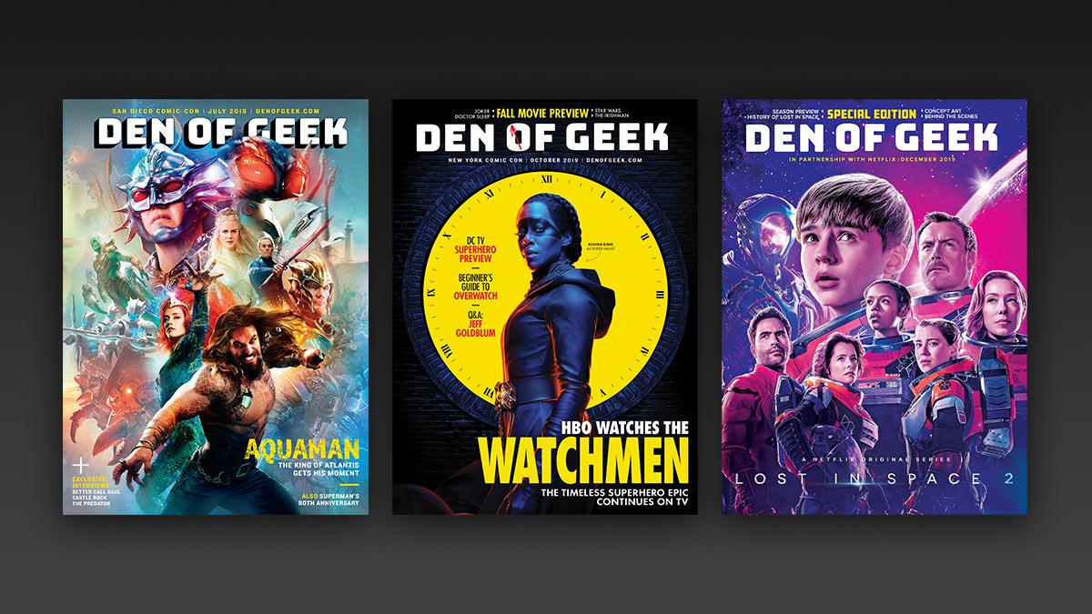 Introducing A Brand New FREE Quarterly Magazine From Den of Geek - Den of Geek