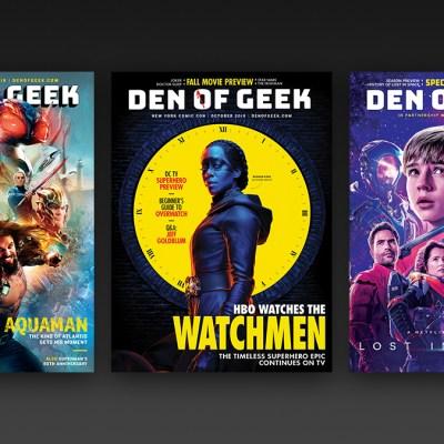 Den of Geek Magazine