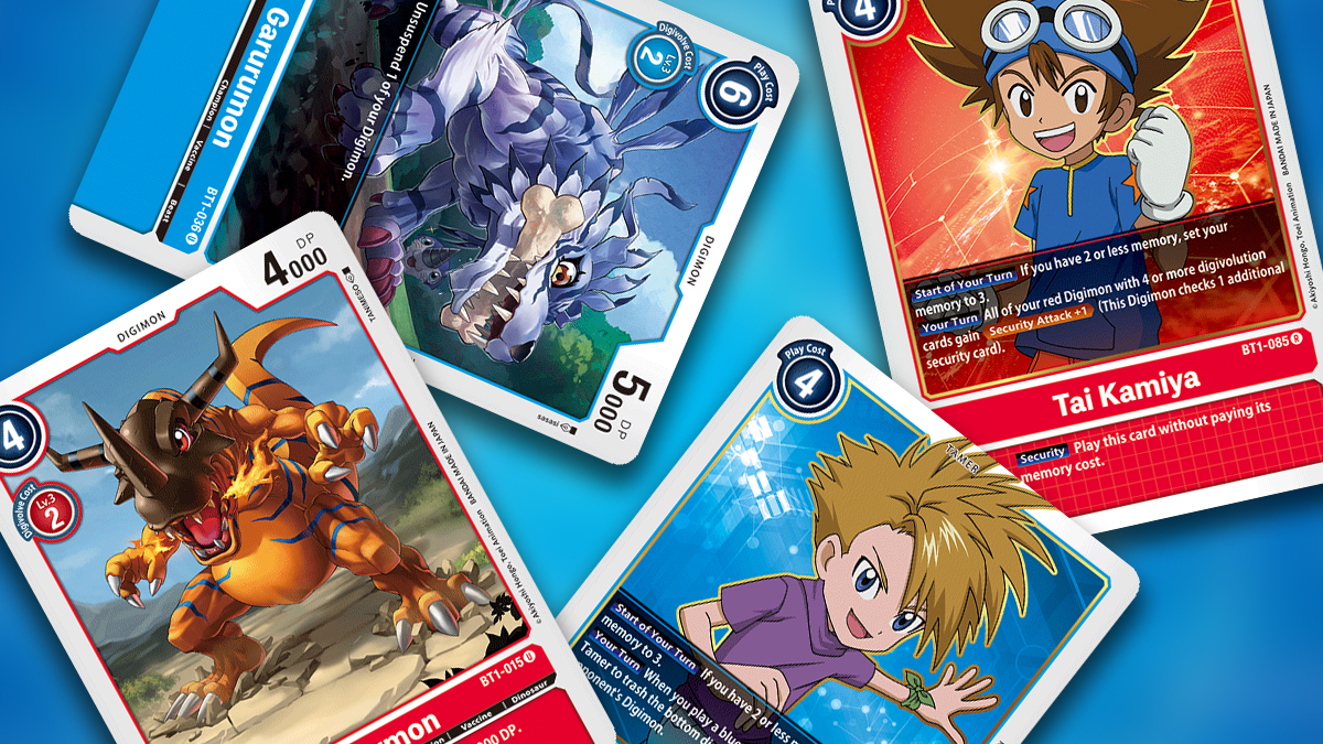 Digimon Trading Card Game