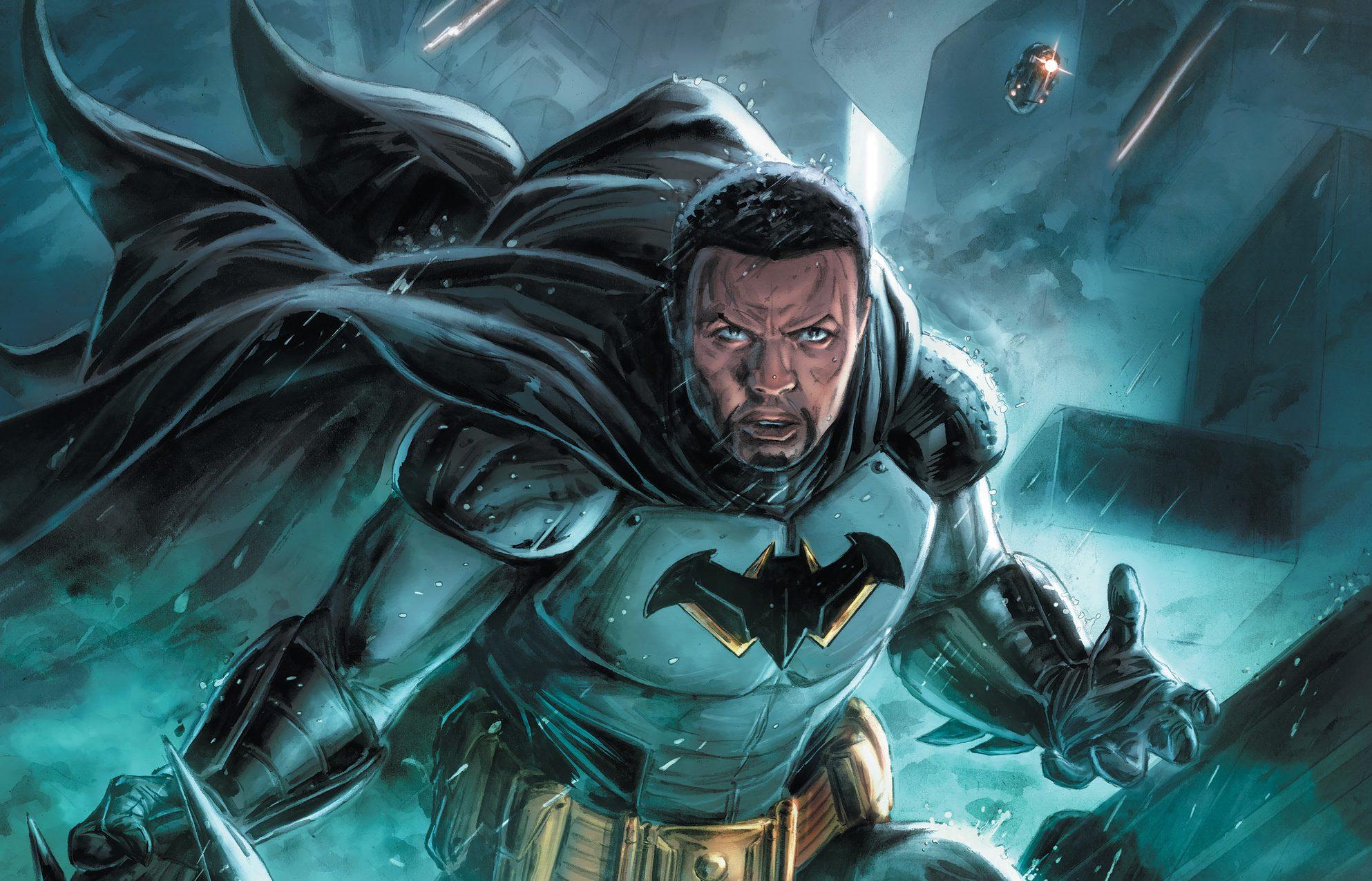 DC's New Batman Revealed: Who Is Tim Fox? - Den of Geek