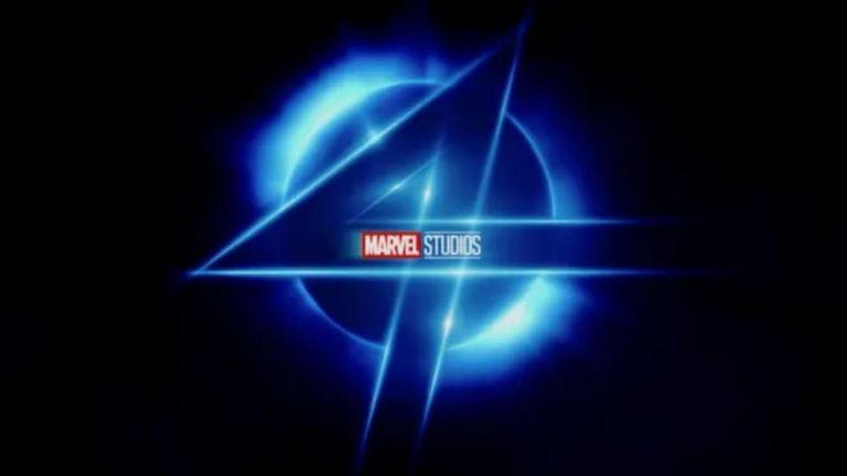 Marvel Cinematic Universe Fantastic Four logo