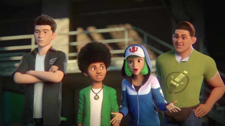 The Family of Fast & Furious Spy Racers