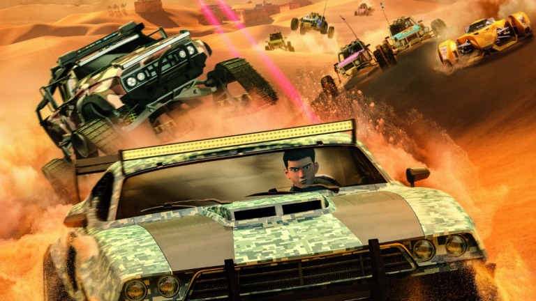 Fast & Furious Spy Racers Mad Max