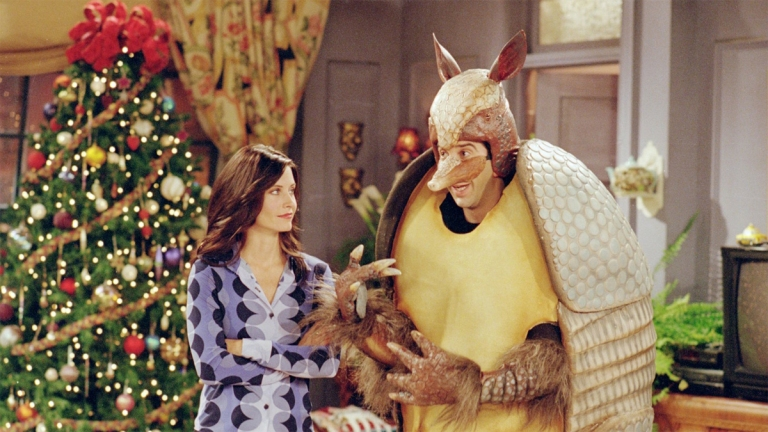 Friends The One With the Holiday Armadillo