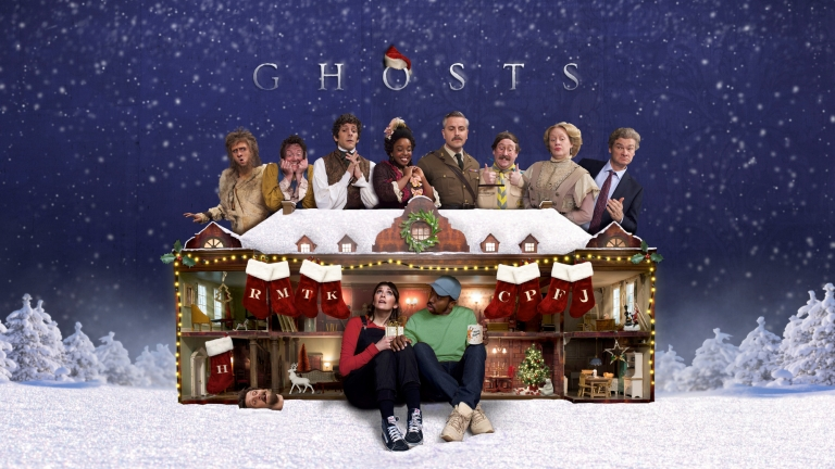 Ghosts Christmas Special poster