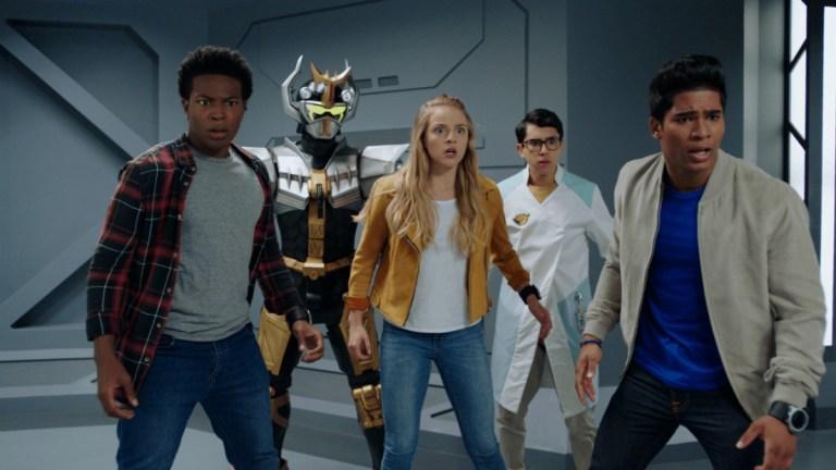 Power Rangers Beast Morphers RPM Cliffhanger