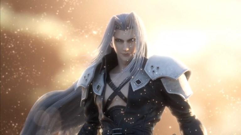Sephiroth Super Smash Bros.
