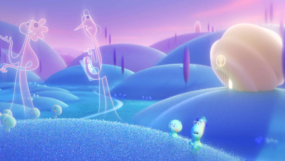 Soul Review: Pixar is Bringing You Some Christmas Magic | Den of Geek