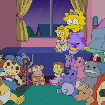 The Simpsons Season 32 Episode 10