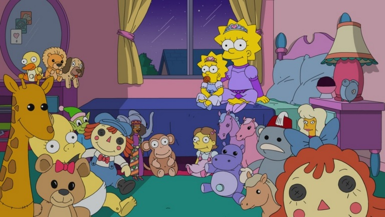 Simpsons Christmas Special 2021 The Simpsons Season 32 Episode 10 Review A Springfield Summer Christmas For Christmas Den Of Geek