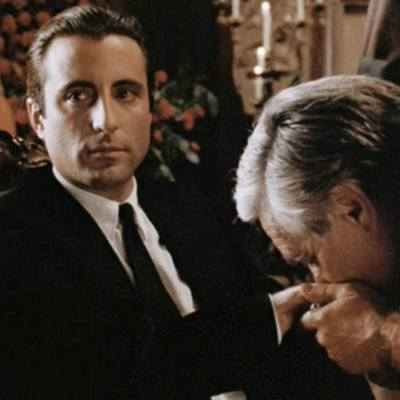 Andy Garcia in The Godfather Part III