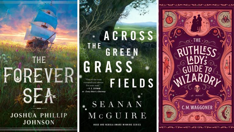 Top New Fantasy Books in 2020