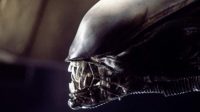 Xenomorph in Alien 1979
