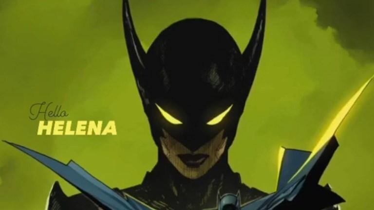Batman/Catwoman Helena Wayne