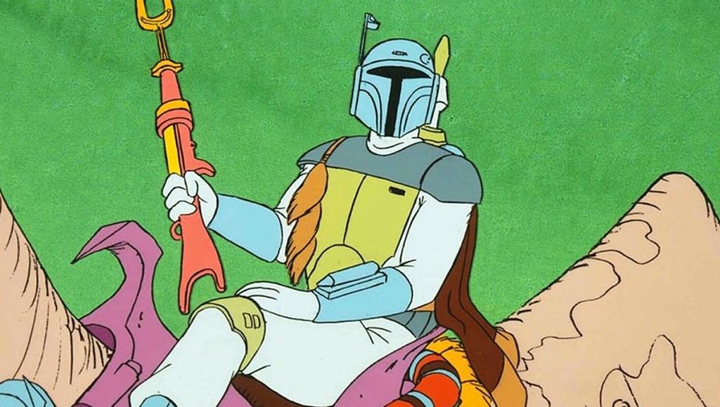 Especial navideño de Star Wars Boba Fett