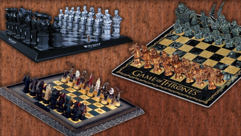 The Best Geeky Chess Sets to Buy