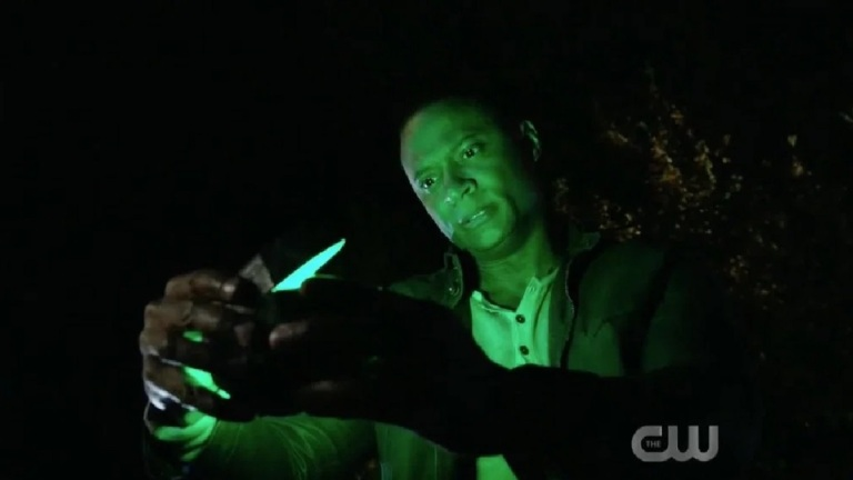Green Lantern John Diggle