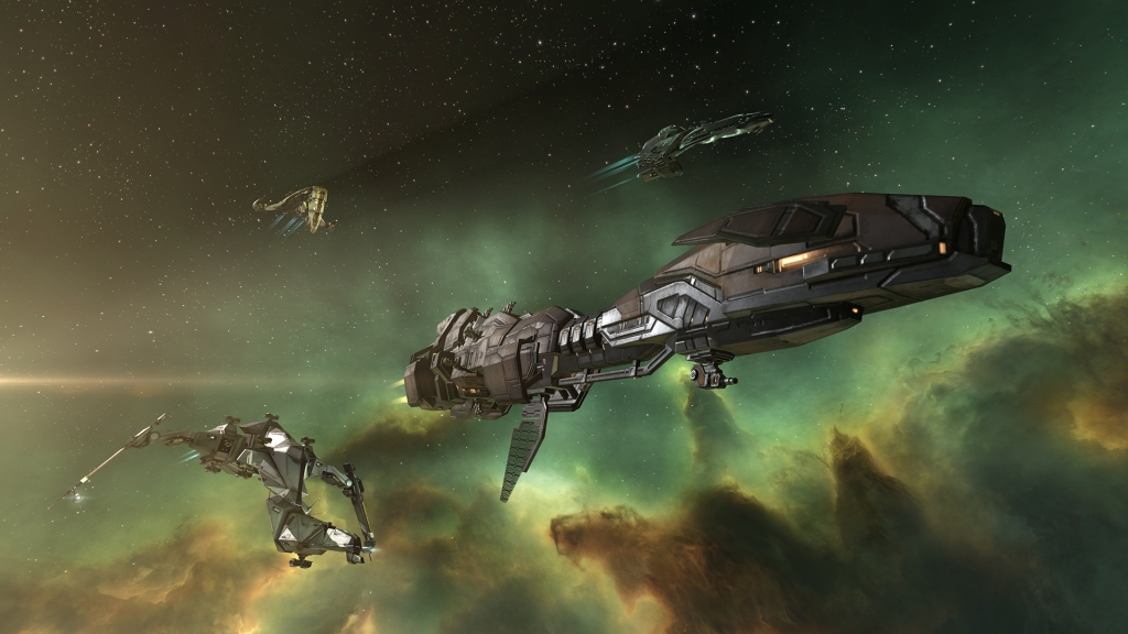 EVE Online Cruisers