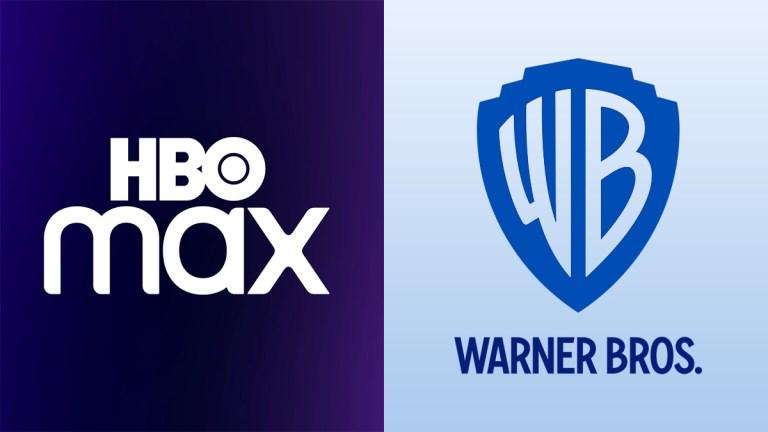 HBO Max and Warner Bros. Logos