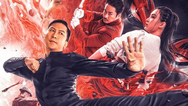 Yu-Hang To in Ip Man: Kung Fu Master