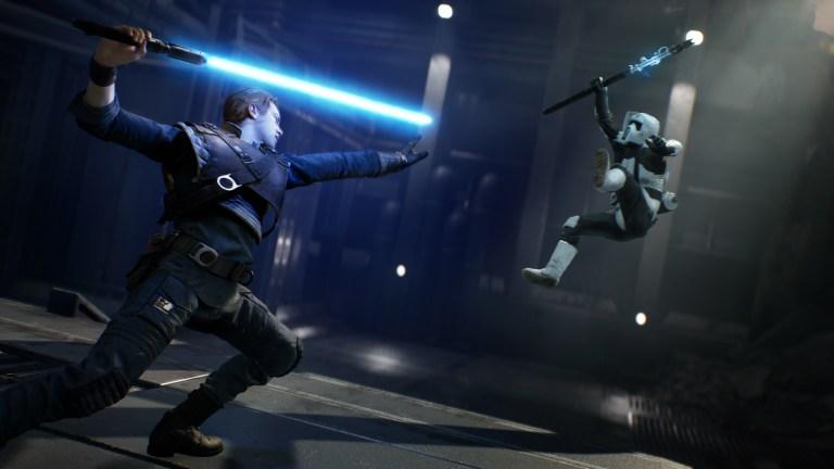 Star Wars: Jedi Fallen Order Cal Kestis