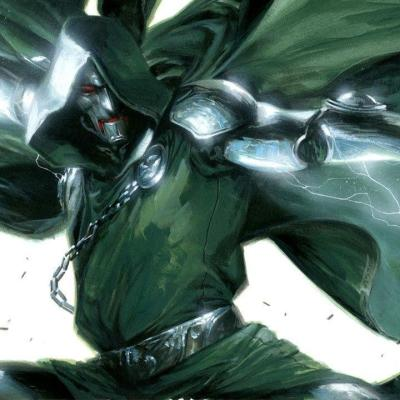 Marvel's Doctor Doom