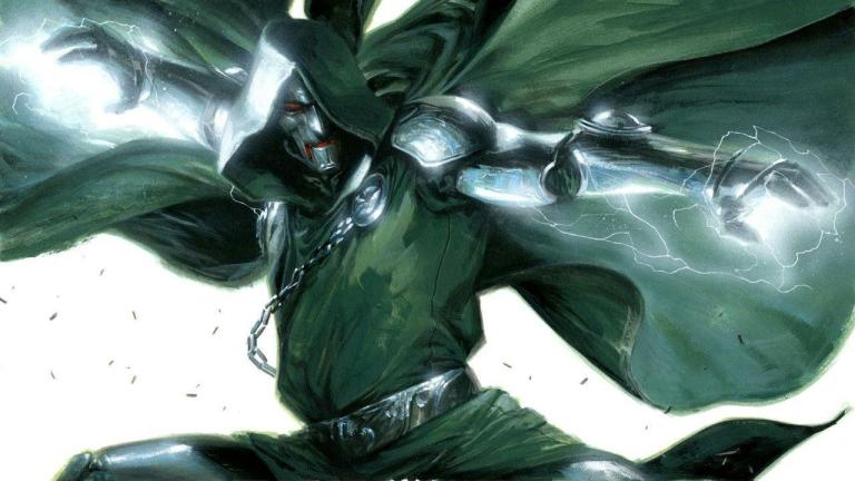 Marvel's Doctor Doom