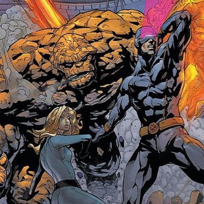 Marvel's Fantastic Four and the X-Men