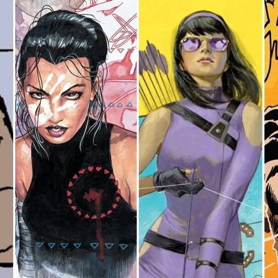 The New Characters of Marvel's Hawkeye Disney Plus Series