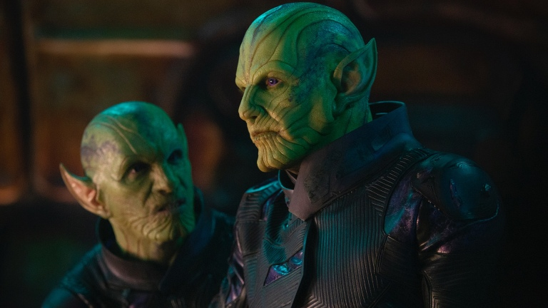 Skrulls in the Marvel Cinematic Universe