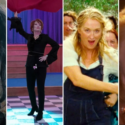 Meryl Streep Musical Performances