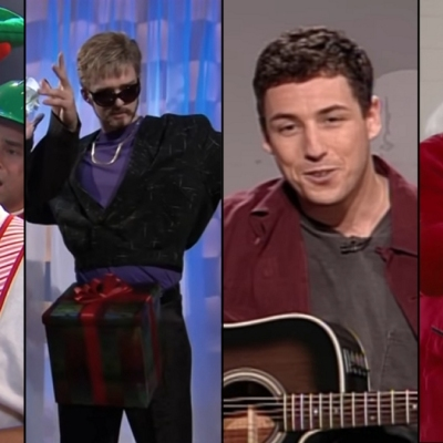 The 25 Best SNL Holiday Sketches