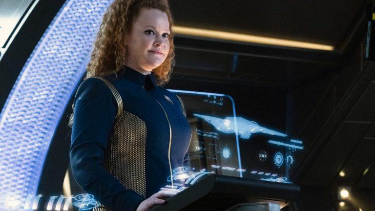 Tilly in Star Trek: Discovery Season 3 Episode 8