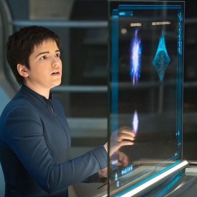 Adira in Star Trek: Discovery Season 3 Episode 9