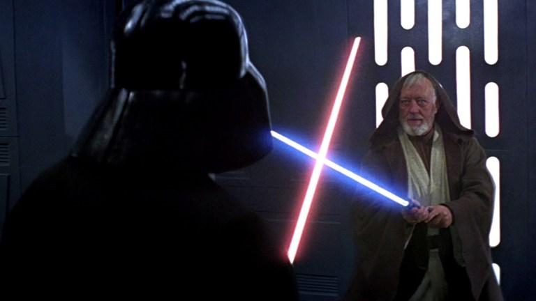 Star Wars Obi-Wan vs. Darth Vader