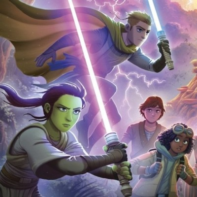 Star Wars: The High Republic A Test of Courage