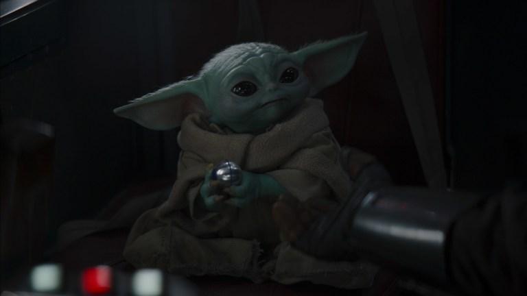 Star Wars: The Mandalorian Grogu