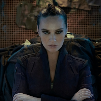 Cara Gee as Drummer in The Expanse