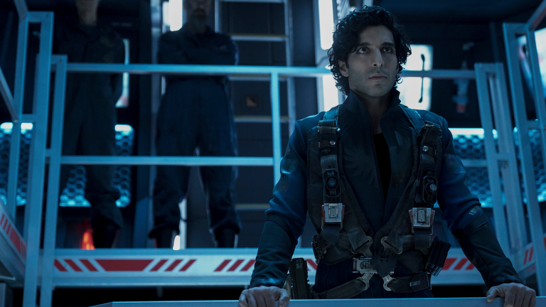 Marco Inaros in The Expanse